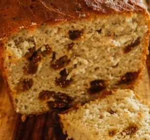 Gluten Free Fig Bread