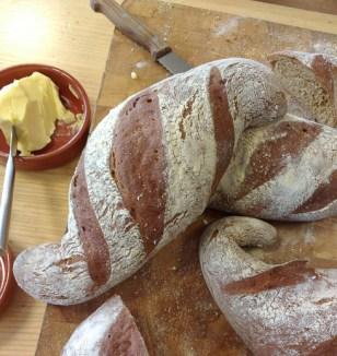 Light Rye & Spelt Bread