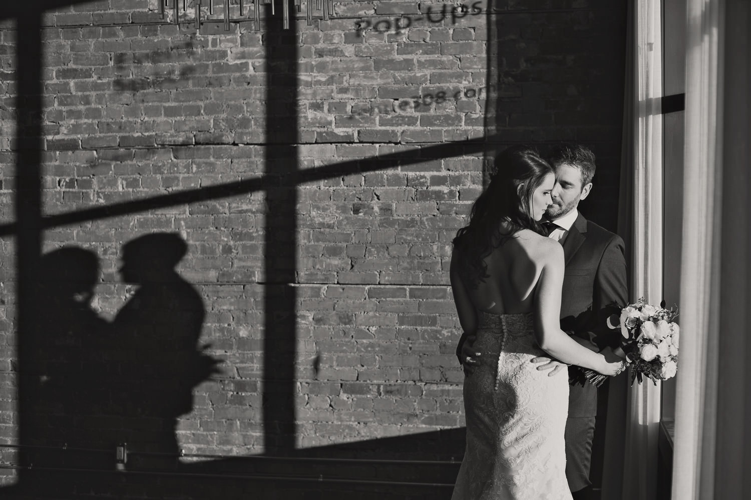First look at Venue 308, one of Calgary's best wedding venues captured by Tara Whittaker Photography