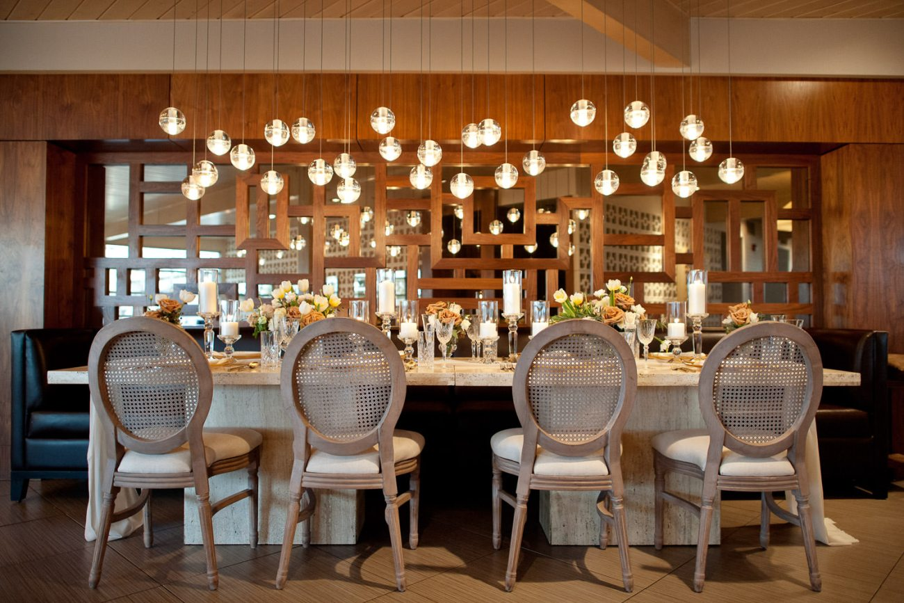 head table at an Alloy wedding captured by Tara Whittaker Photography