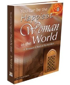 You can be the Happiest Woman in the World-Treasure Chest of Reminders