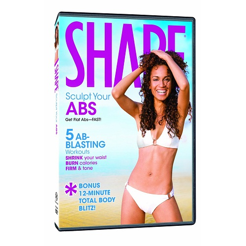 Shape: Sculpt Your Abs