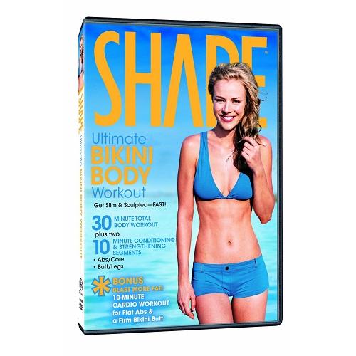 Shape: Ultimate Bikini Body Workout