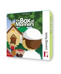 The Box of Manners Cards