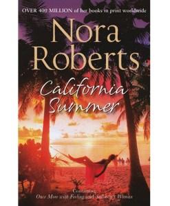 California Summer by Nora Roberts