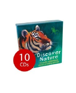 Discover Nature Collection in Box - 10 CDs