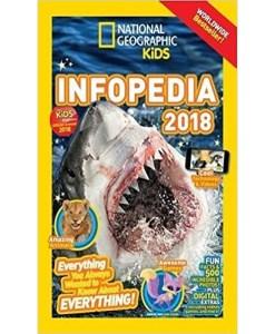National Geographic Kids Infopedia 2018 (Infopedia)