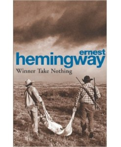 hemingway winner take nothing