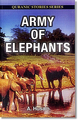 Army of elephants by A. Husain