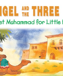 The Angel and the Three Men by Saniyasnain Khan