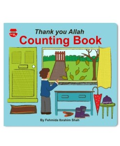 Thank You Allah Counting Book: First steps series