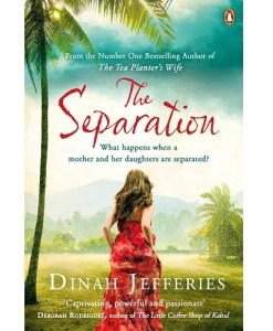 The Separation By Dinah Jefferies (Author)