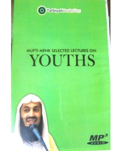 Youth A Lecture by Mufti Menk (Audio CD)