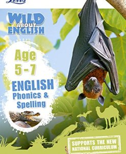 Letts Wild About — English Age 7-8
