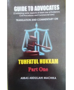 Guide to Advocates Tuhfatul Hukkam