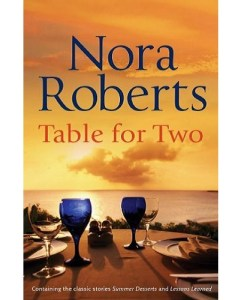 Table for Two by Nora Roberts