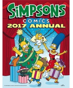 The Simpsons 2017: Annual