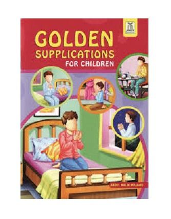 Golden Supplications For Children