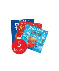 The Best Christmas Ever Collection - 5 Books (Collection)