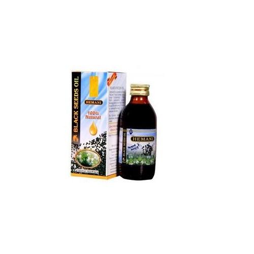 HEMANI Black Seeds Oil - 100% Pure & Natural 125ml