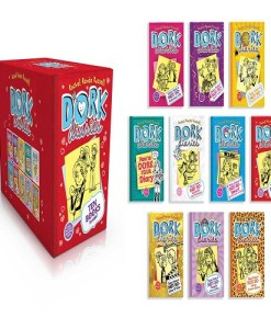 Dork Diaries Box Set (Ten Books Inside)