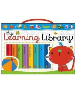 My Learning Library Collection - 8 Books (Collection)