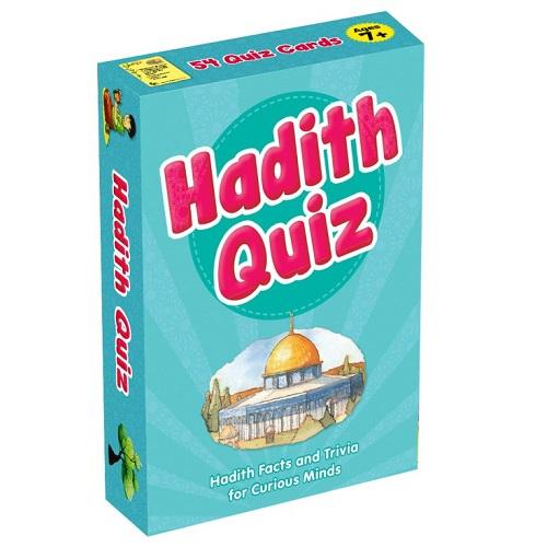 Hadith Quiz Cards [Pocket Size]