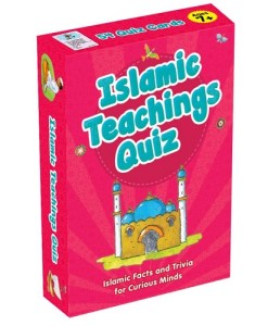 Islamic Teachings Quiz Cards [Pocket Size]