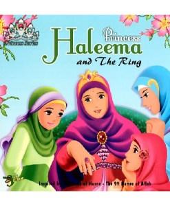 Princess Haleema and the Ring (Princess Series)