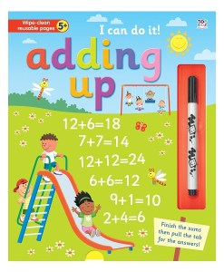 I Can Do It: Adding Up