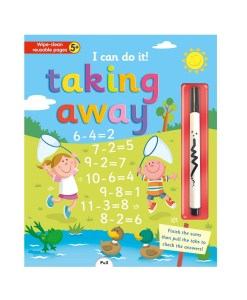 I Can Do It: Taking Away