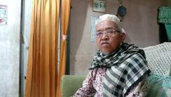 Silaturahmi ke Kediaman Buya Safril Angku Malin Mangkuto