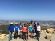 Hiking Group 2015-4-12