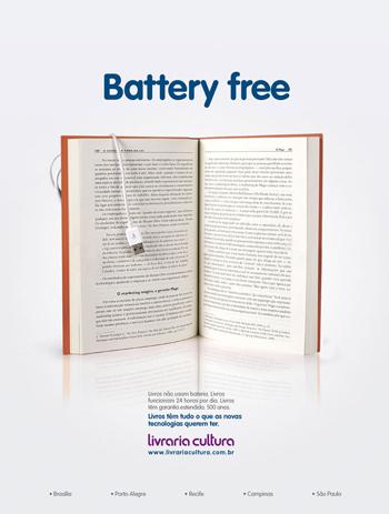 livraria cultura wireless EC