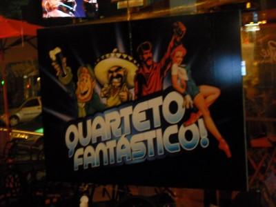 quarteto fantástico - curitiba