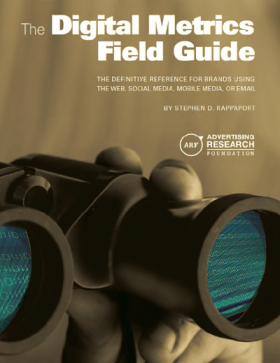 the digital metrics field guide - arf
