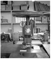 Maquinaria para el grabado