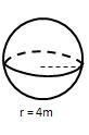 esfera trazo solido