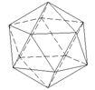 sólido Icosaedro