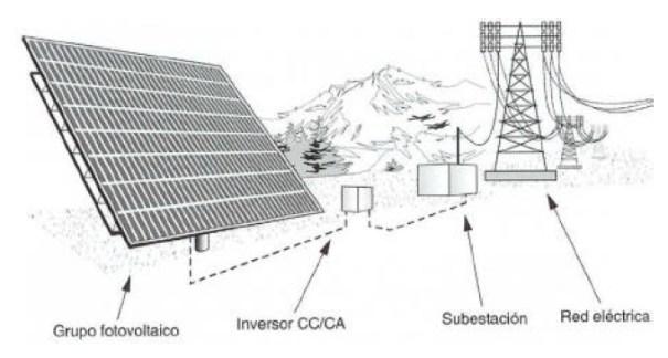 Vista de macro-escala