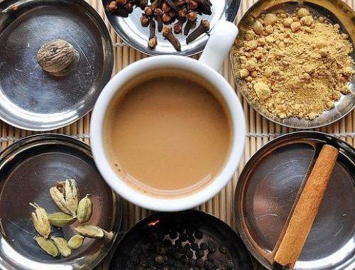 طريقة عمل الشاي العدني على اصوله