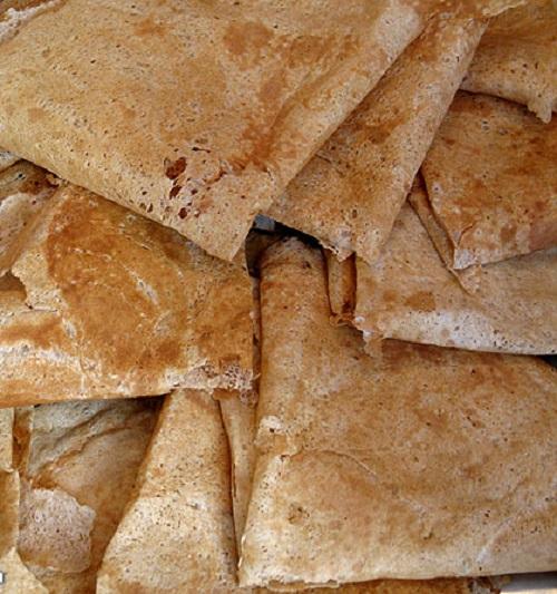 طريقة عمل خبز المسح السعودي