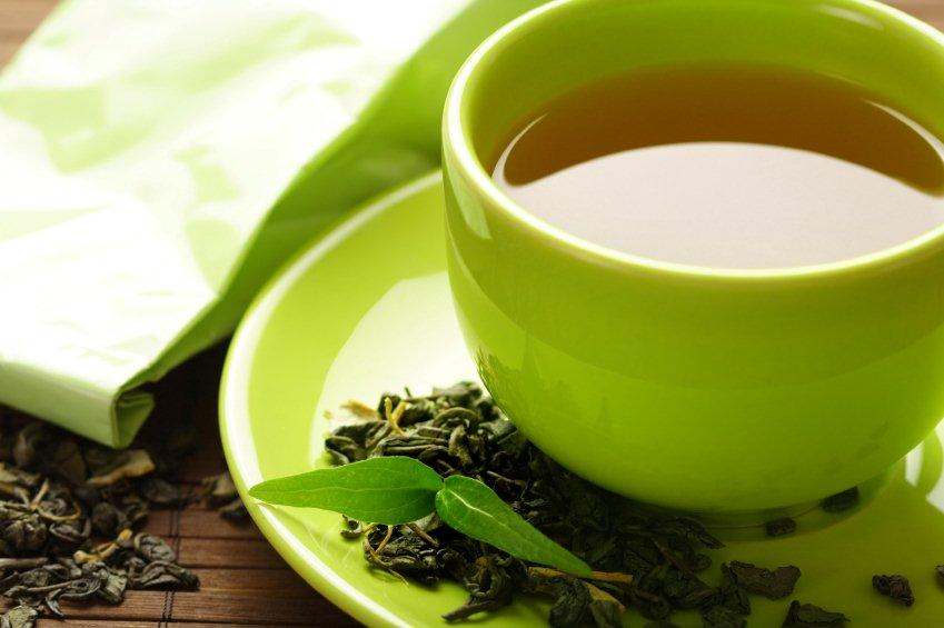 فوائد الشاي الاخضر الصيني
