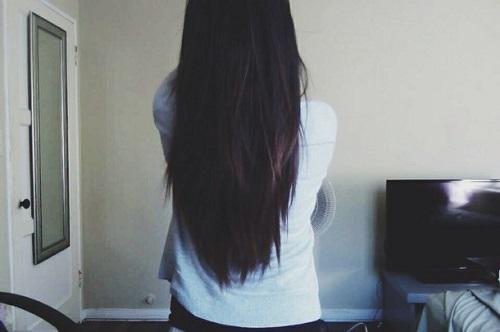 تنعيم الشعر الخشن والجاف بدون سشوار