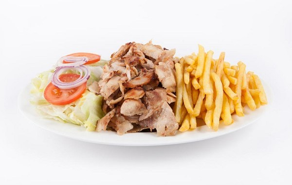 خلطة شاورما الدجاج على الطريقة اللبنانية