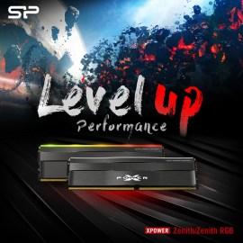 Silicon Power Announces XPOWER Zenith DDR4 Series