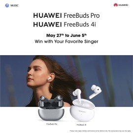Huawei launches unique competitions to kick off its audio and wearable season