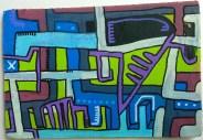 Tarek painting