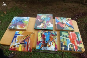 Festiv'art à Kribi