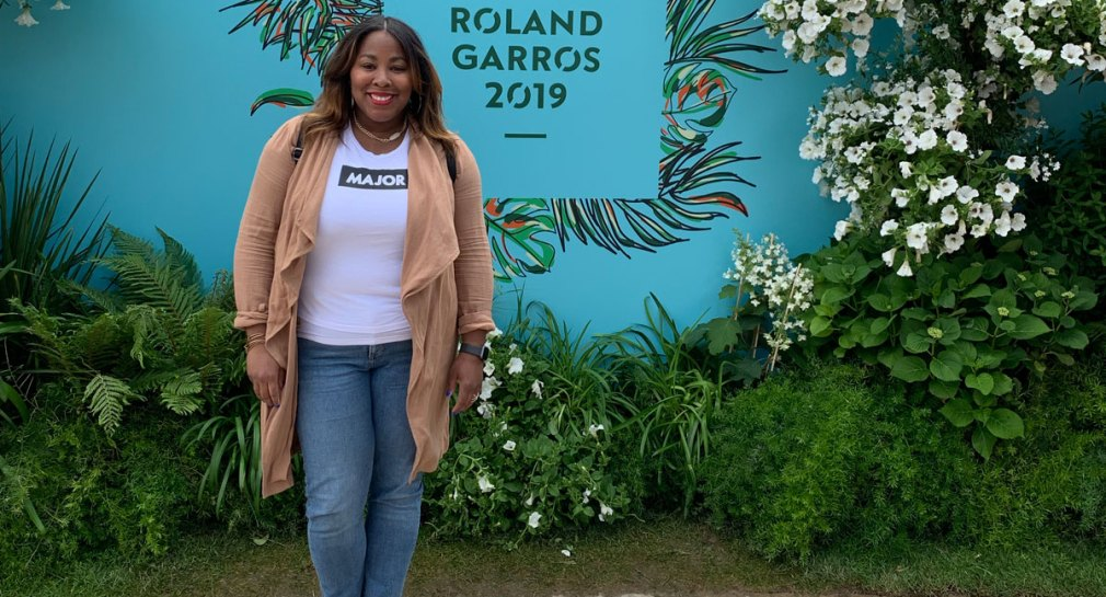 Taren Tooten MintandMajor French Open Roland Garros Paris